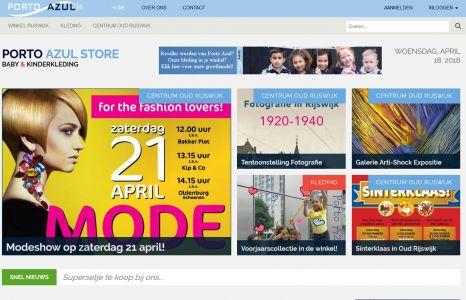 Porto Azul Kinderkleding.Porto Azul Nieuwe Website Exas Nl